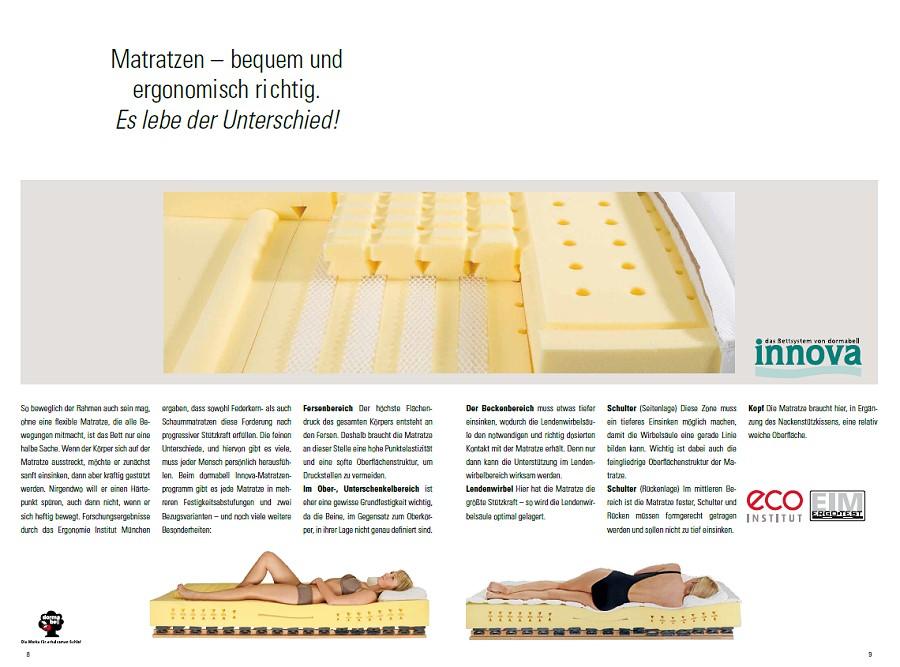 6 Guter Schlaf - ein Leitfaden - Betten Zauner - Betten- und Schlaffachgeschäft in Berchtesgaden und Bad Reichenhall