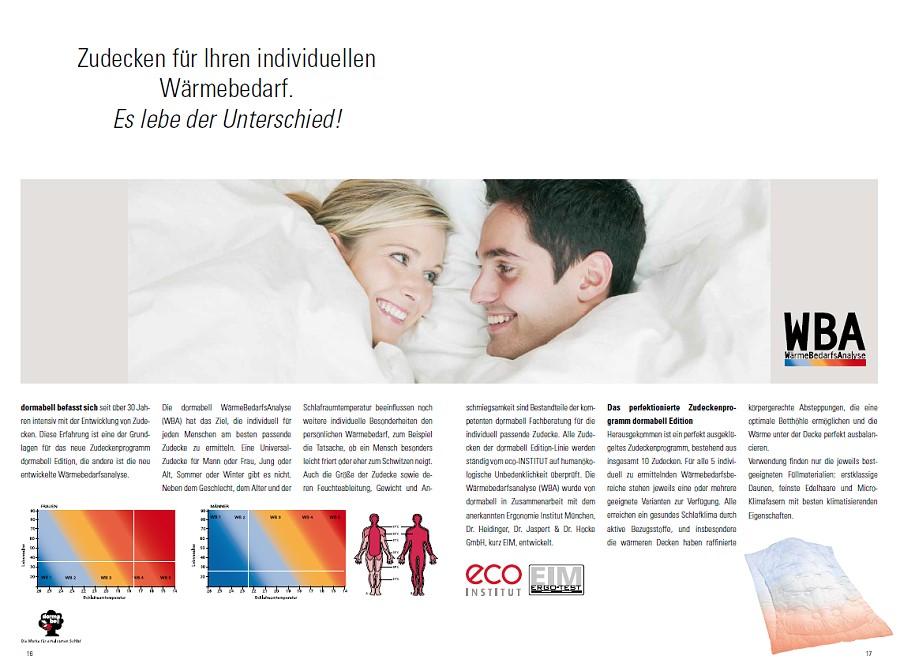 9 Guter Schlaf - ein Leitfaden - Betten Zauner - Betten- und Schlaffachgeschäft in Berchtesgaden und Bad Reichenhall